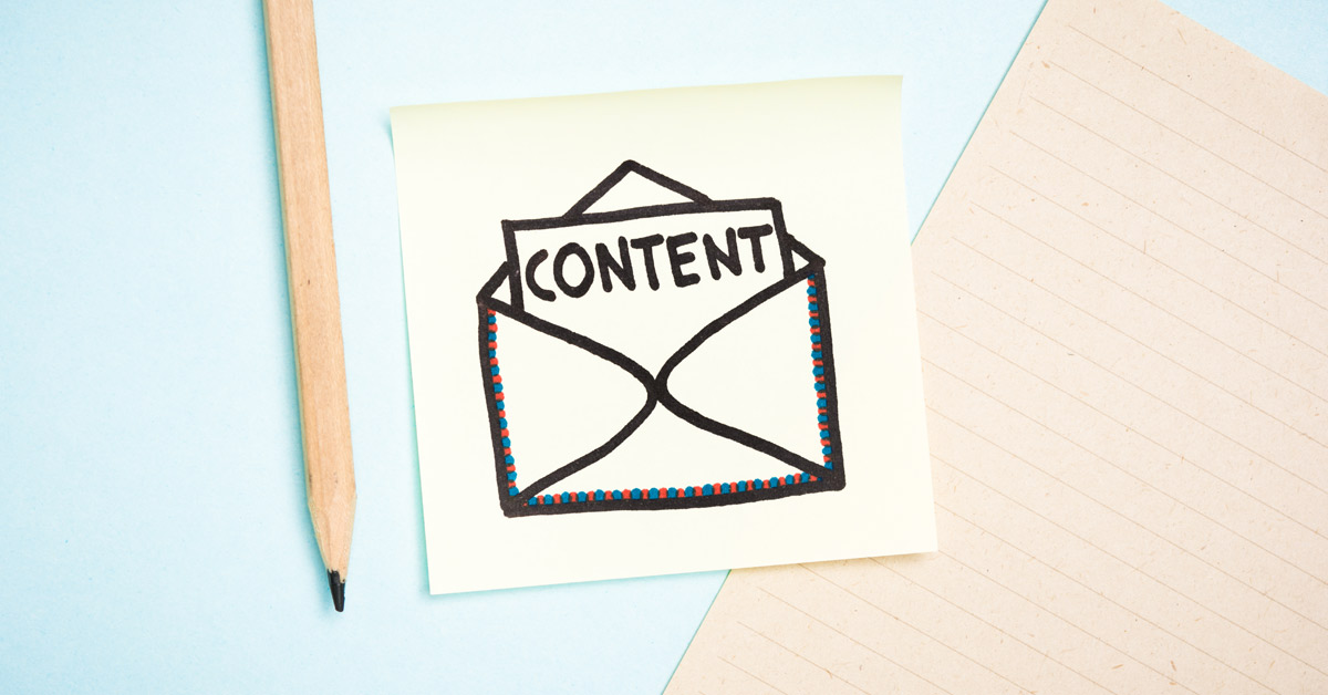 Content-in-e-mail