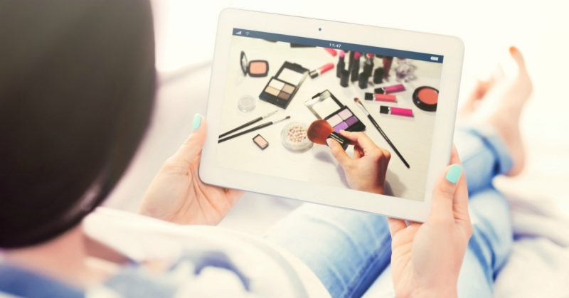 Social media marketingstrategie in de beauty industrie